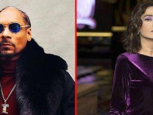 Dünyaca ünlü rapçi Snoop Dogg, Yıldız Tilbe hayranı çıktı!