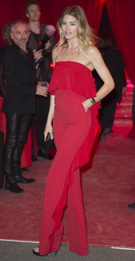 Paris'te kırmızı gece galerisi resim 4