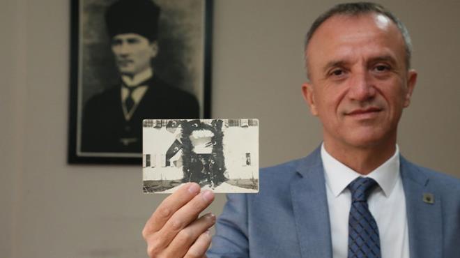 Atatürk'ün daha önce hiç görülmemiş fotoğrafı tam 91 yıl sonra orta galerisi resim 1