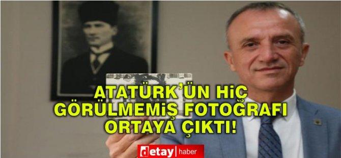 Η φωτογραφία του Atatürk που δεν έχει ξαναδεί, ακριβώς 91 χρόνια αργότερα, μεσαία γκαλερί φωτογραφιών 1. εικόνα