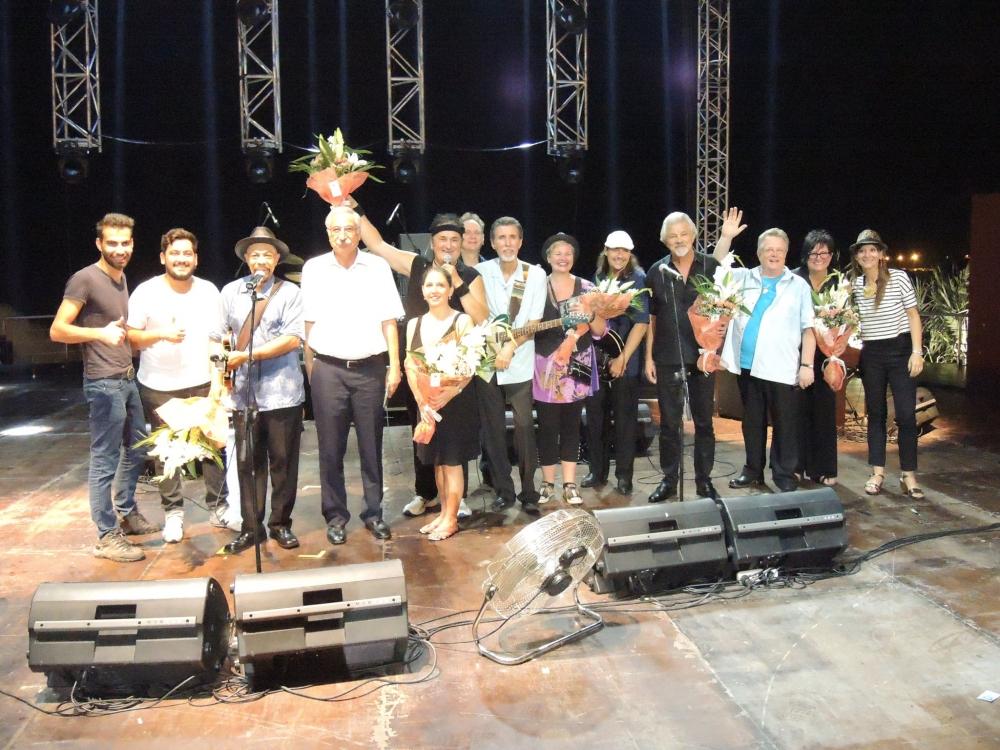 Girne Blues Festivali'ne Dünya Standardında Ödül galerisi resim 7