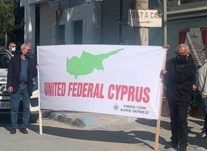 ''Ne ayrılık Ne İlhak,Birleşik Federal Kıbrıs'' galerisi resim 6