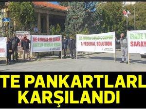 ''Ne ayrılık Ne İlhak,Birleşik Federal Kıbrıs''