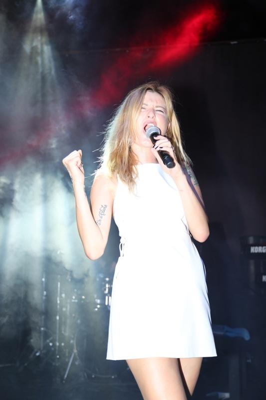 İskele Festivali'nde final konseri galerisi resim 2
