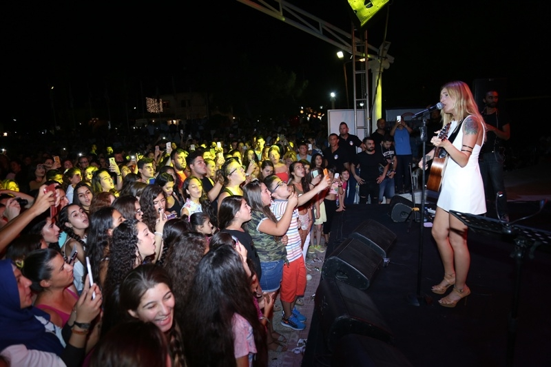 İskele Festivali'nde final konseri galerisi resim 3