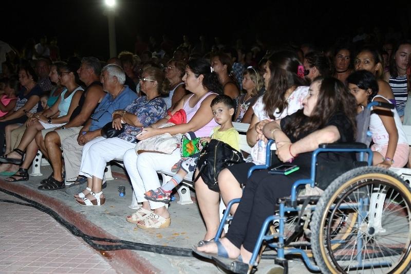 İskele Festivali'nde final konseri galerisi resim 8