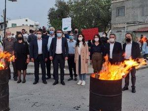 'Barış Ateşi' Dikmen'de yandı
