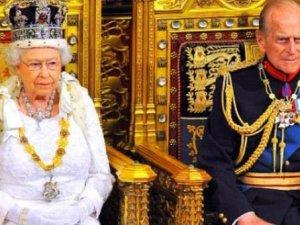 72 yıllık eşini kaybeden Kraliçe'nin son görüntüsü şaşırttı