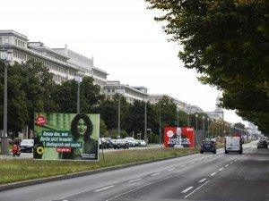 Almanya'da seçim atmosferi