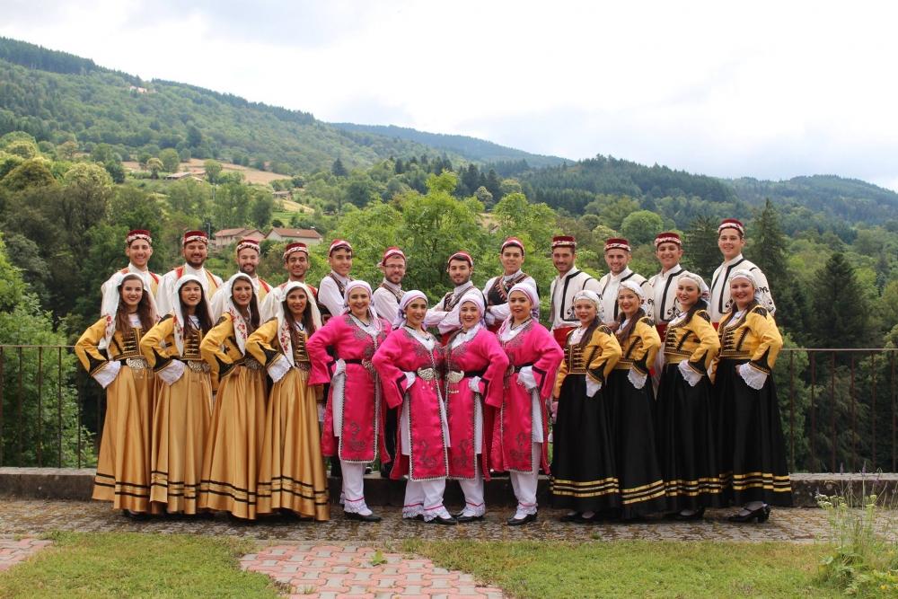Pergamalı folklor ekibinden Fransa çıkarması! galerisi resim 29