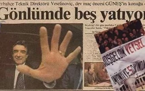 Fenerbahçe Beşiktaş arasında unutulmayan derbiler! galerisi resim 10