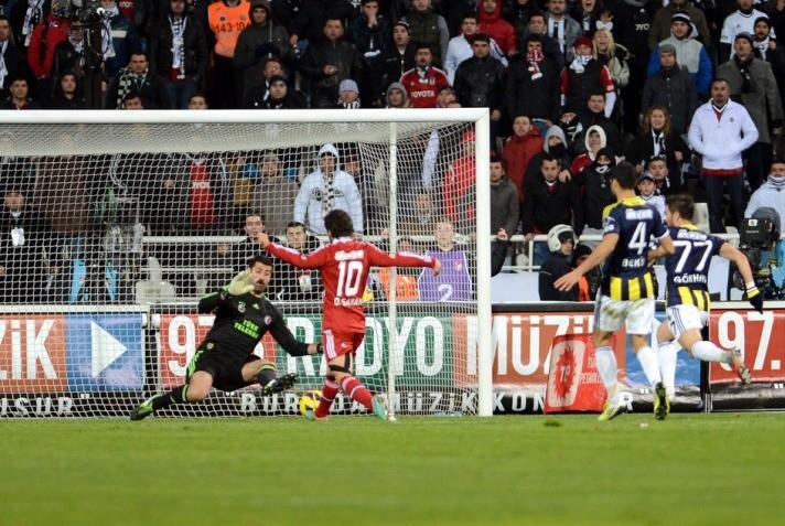 Fenerbahçe Beşiktaş arasında unutulmayan derbiler! galerisi resim 12