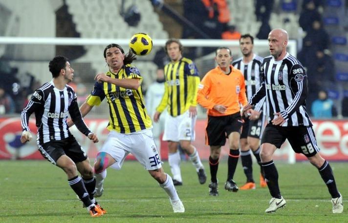 Fenerbahçe Beşiktaş arasında unutulmayan derbiler! galerisi resim 2
