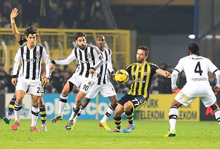 Fenerbahçe Beşiktaş arasında unutulmayan derbiler! galerisi resim 3