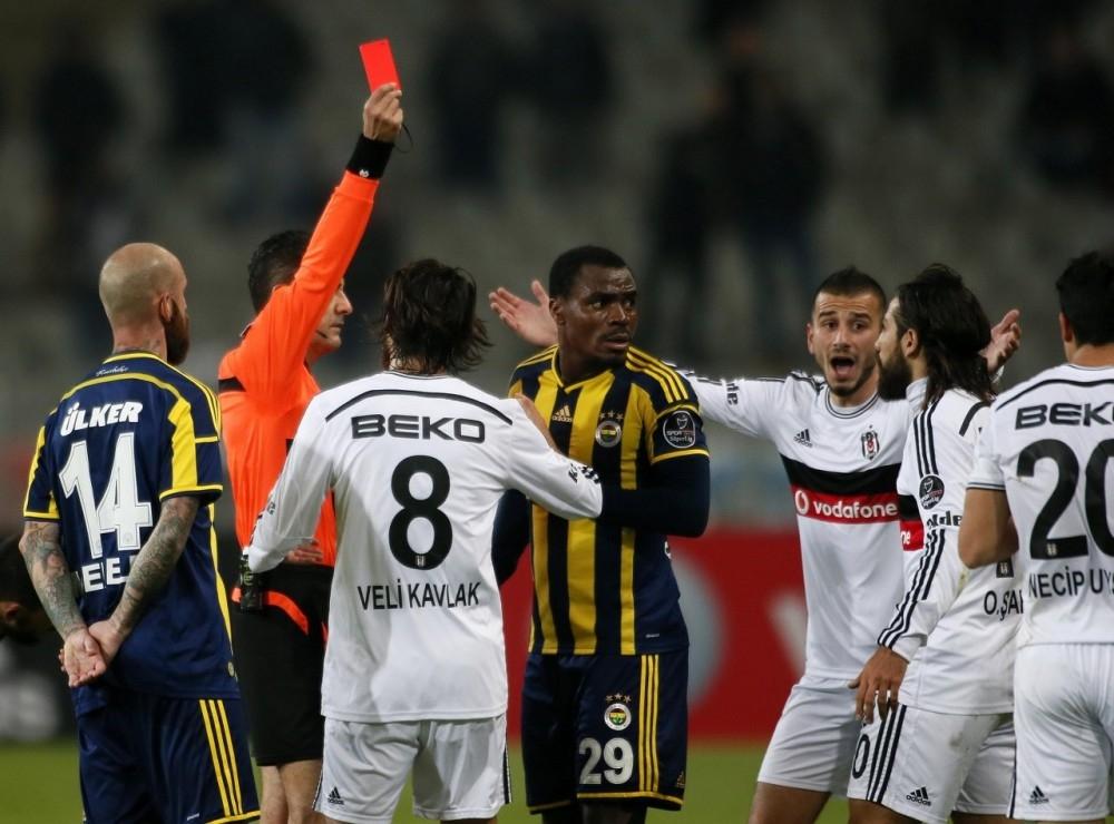 Fenerbahçe Beşiktaş arasında unutulmayan derbiler! galerisi resim 5