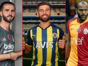 Süper Lig'in en değerli futbolcuları