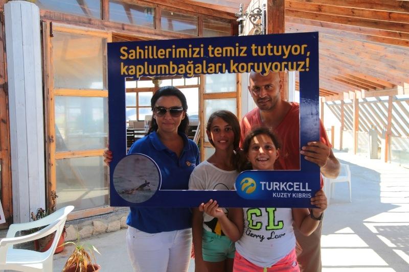 Kuzey Kıbrıs Turkcell'in sahil temizlik etkinliği yapıldı galerisi resim 15