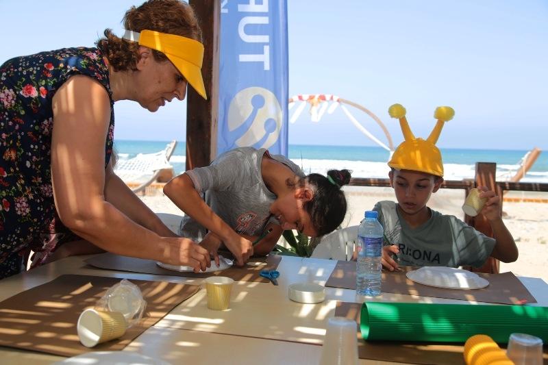 Kuzey Kıbrıs Turkcell'in sahil temizlik etkinliği yapıldı galerisi resim 17