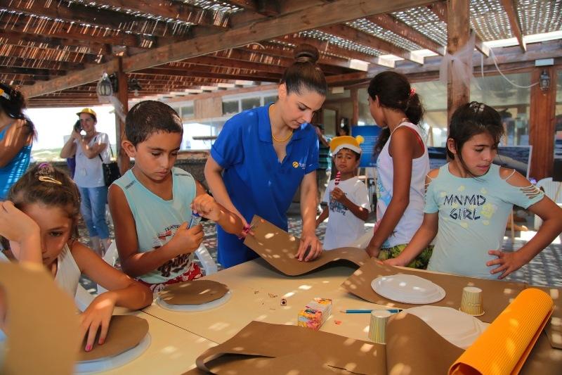 Kuzey Kıbrıs Turkcell'in sahil temizlik etkinliği yapıldı galerisi resim 29