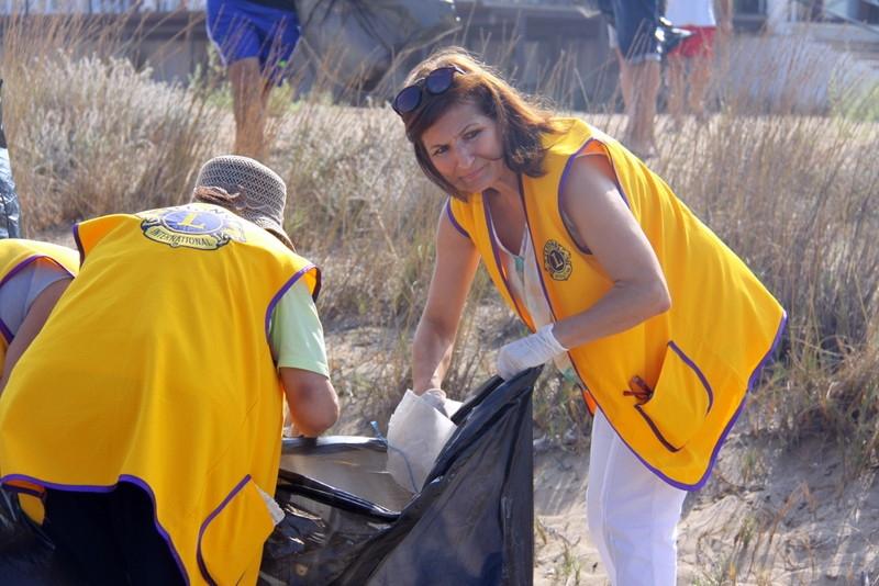 İskele' de, sahil temizlik çalışması yapıldı galerisi resim 3