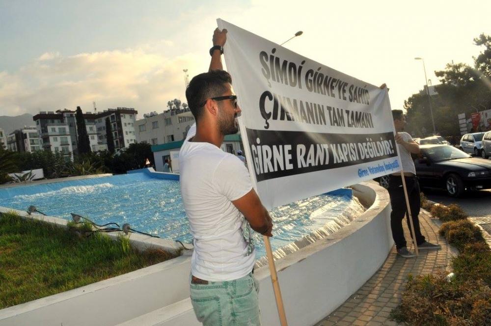 Girne'de Emirname Eyleminden Yaratıcı Pankartlar galerisi resim 15