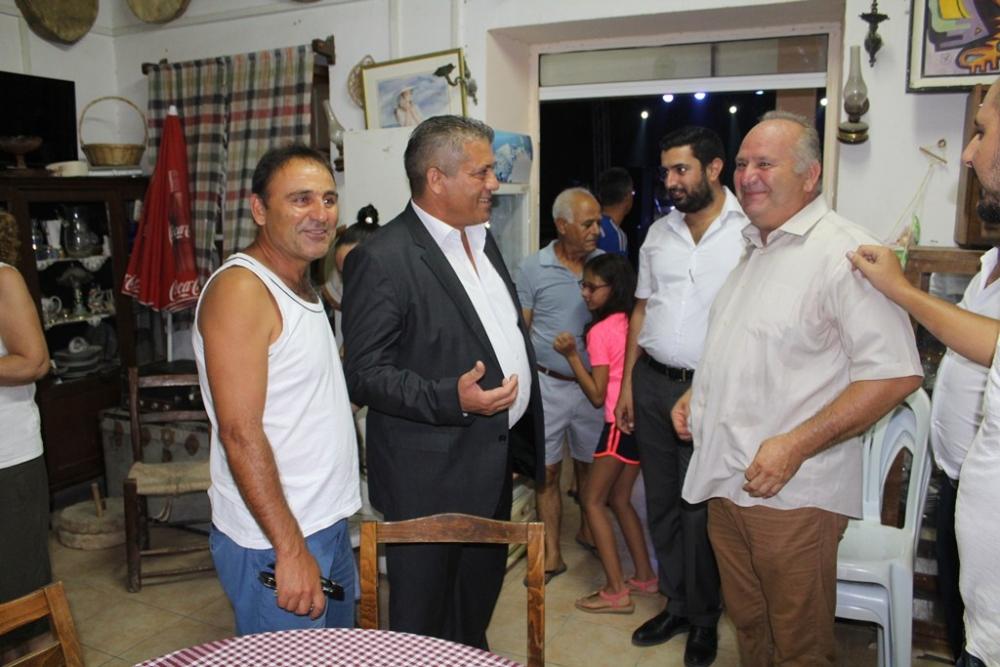 İlk kez düzenlenen Tuzla Panayırı köy meydanında başladı galerisi resim 5