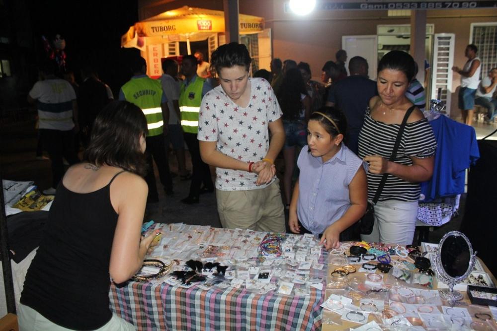 İlk kez düzenlenen Tuzla Panayırı köy meydanında başladı galerisi resim 7