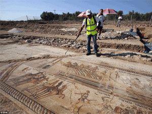 Kıbrıs'ta 1700 yıllık hipodrom bulundu!