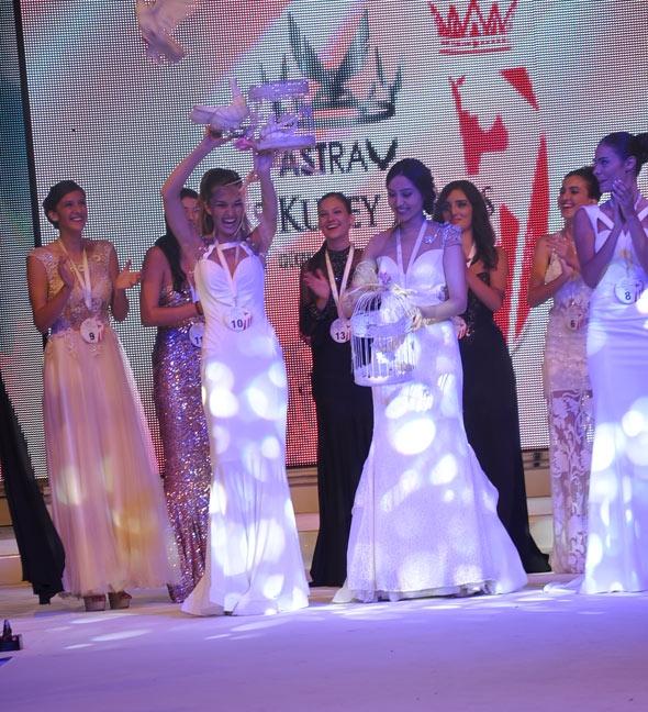 İşte Miss ve Bay Kuzey Kıbrıs yarışmasından görüntüler galerisi resim 12