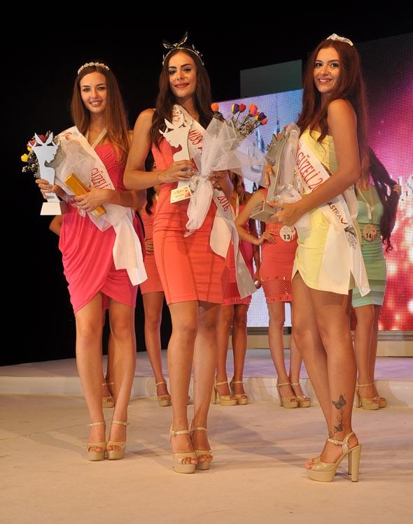 İşte Miss ve Bay Kuzey Kıbrıs yarışmasından görüntüler galerisi resim 5