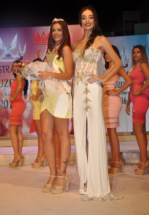 İşte Miss ve Bay Kuzey Kıbrıs yarışmasından görüntüler galerisi resim 7