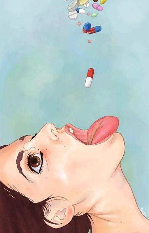 Modern hayatı eleştiren muhteşem illüstrasyonlar galerisi resim 9