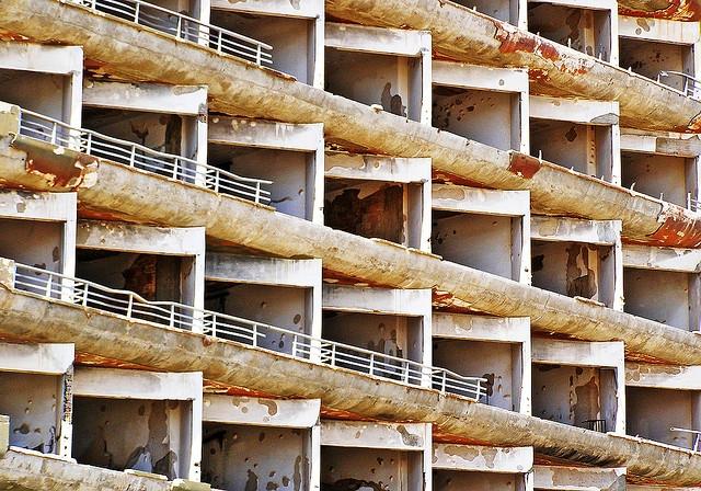 Kıbrıs'ın Hayalet Şehri Kapalı Maraş'ın 23 Fotoğrafta Hikayesi galerisi resim 10