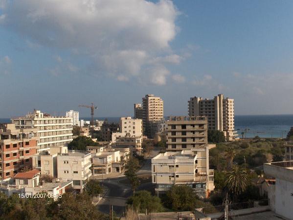Kıbrıs'ın Hayalet Şehri Kapalı Maraş'ın 23 Fotoğrafta Hikayesi galerisi resim 19