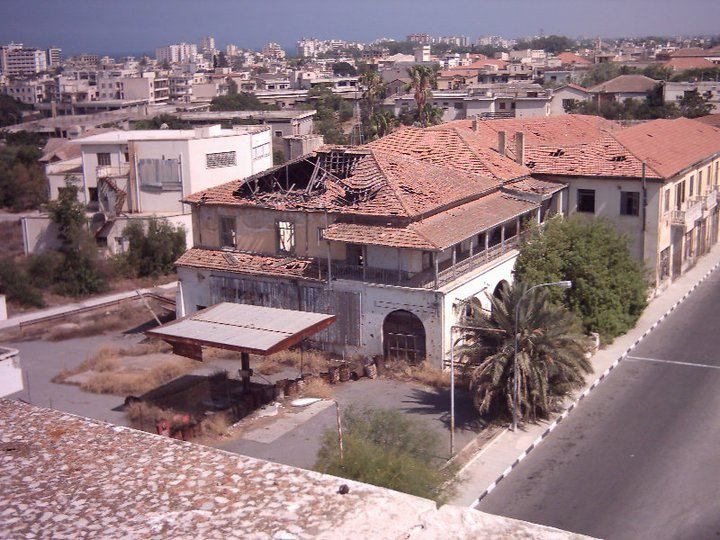 Kıbrıs'ın Hayalet Şehri Kapalı Maraş'ın 23 Fotoğrafta Hikayesi galerisi resim 8