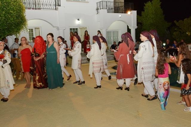 TUFAD'dan Kıbrıs tüten bir kına gecesi galerisi resim 1