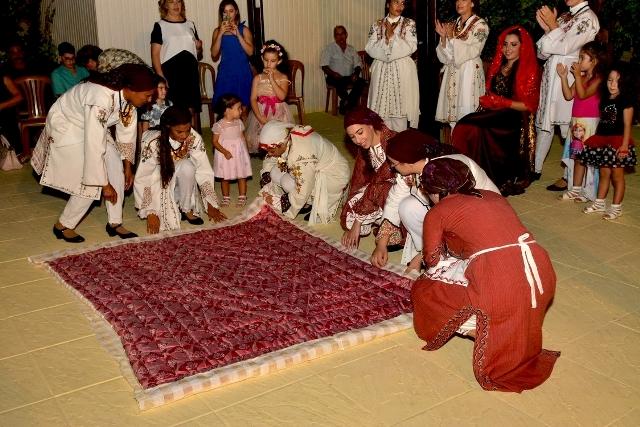 TUFAD'dan Kıbrıs tüten bir kına gecesi galerisi resim 11