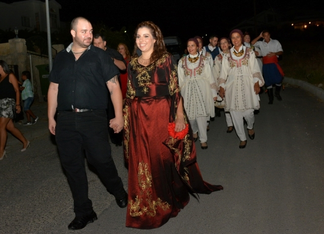 TUFAD'dan Kıbrıs tüten bir kına gecesi galerisi resim 2