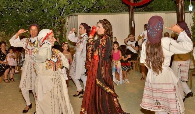 TUFAD'dan Kıbrıs tüten bir kına gecesi galerisi resim 8