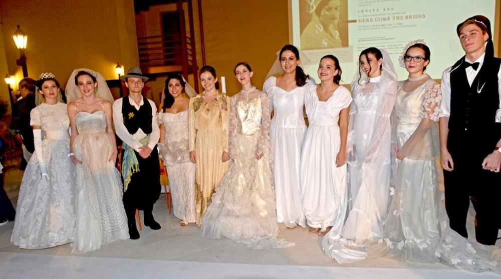 İşte Kıbrıs gelinlik kültürünün 200 yıllık değişimi! galerisi resim 8
