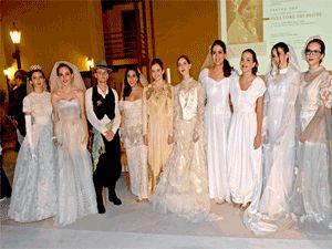 İşte Kıbrıs gelinlik kültürünün 200 yıllık değişimi!