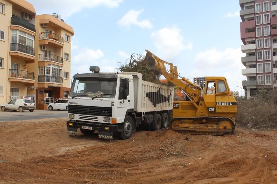 Gazimağusa Belediyesi'nden kritik müdahale galerisi resim 4