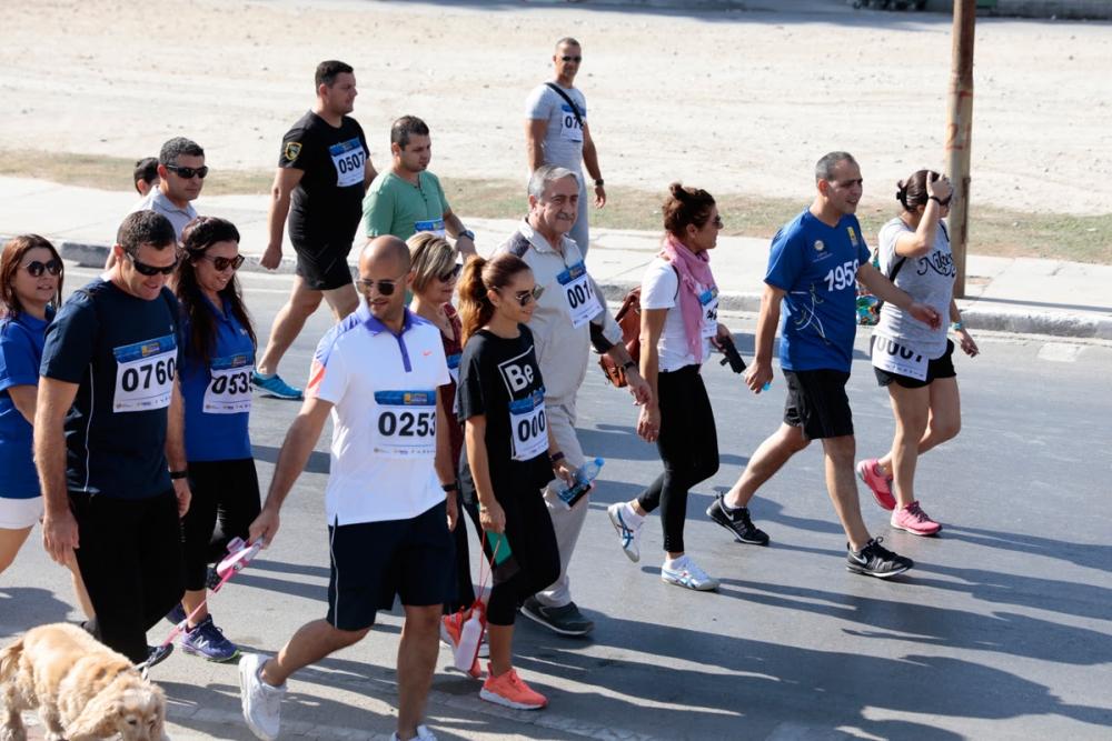 İşte Lefkoşa Maratonu'ndan eğlenceli görüntüler! galerisi resim 13
