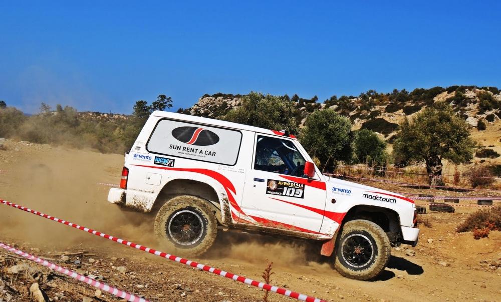 Magictouch Afrodisia Cyprus Rally-Raid 2016 sona erdi galerisi resim 3