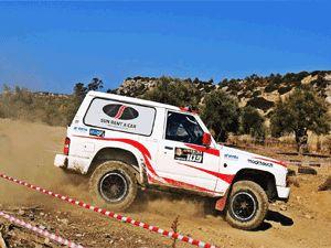 Magictouch Afrodisia Cyprus Rally-Raid 2016 sona erdi