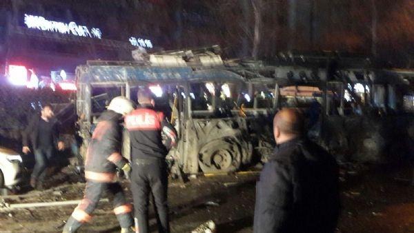 Ankara'da Patlama galerisi resim 2