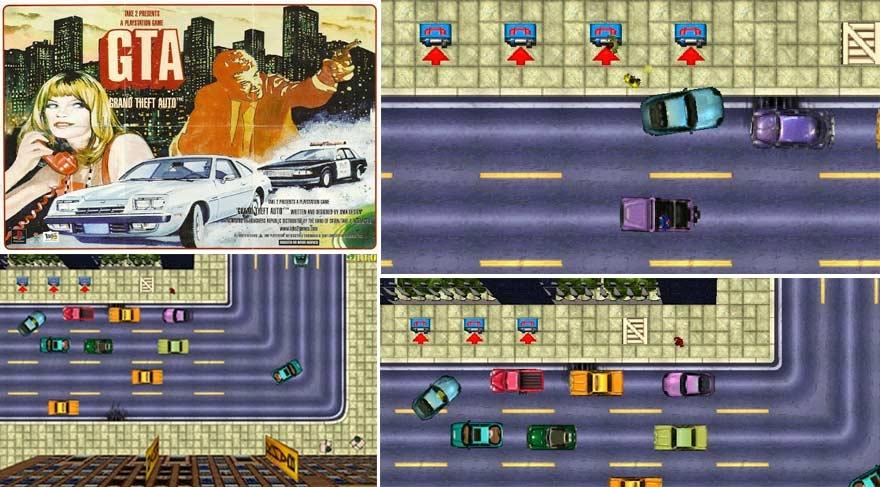 İşte GTA'nın evrimi! galerisi resim 2