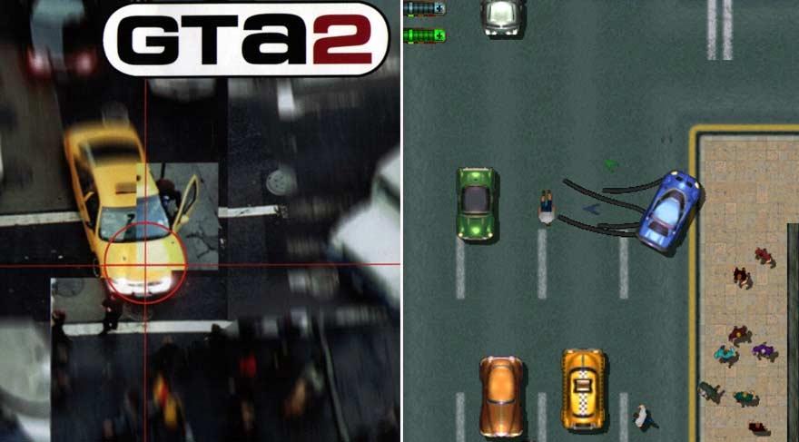 İşte GTA'nın evrimi! galerisi resim 3