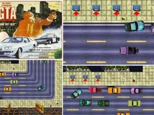 İşte GTA'nın evrimi!