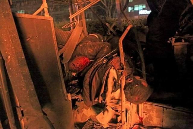 Ankara Patlama olay yeri fotoları (+18) galerisi resim 14